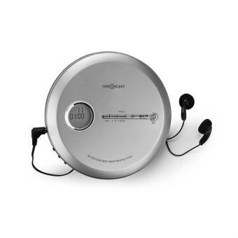 lecteur de cd portable