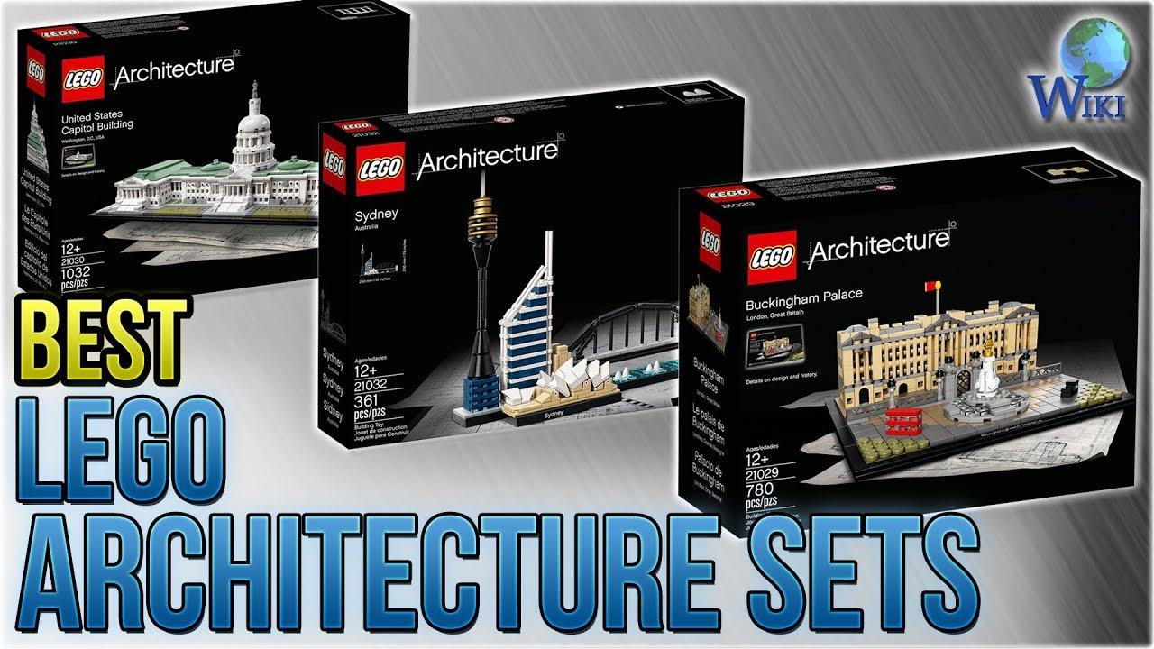 lego architecture 2018