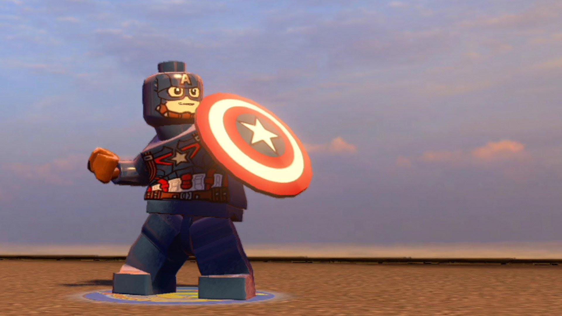lego avengers captain america