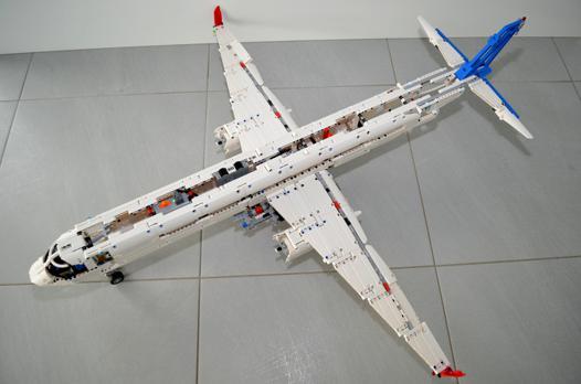lego avion de ligne
