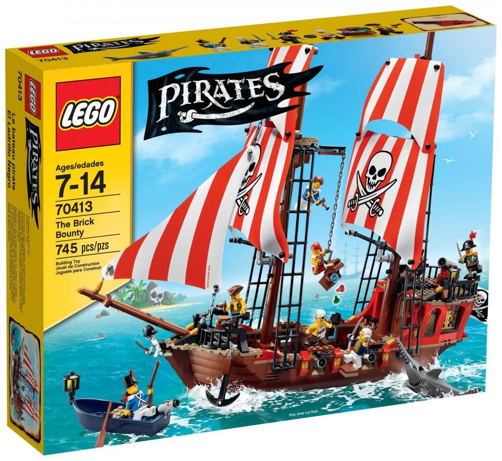 lego bateau pirate