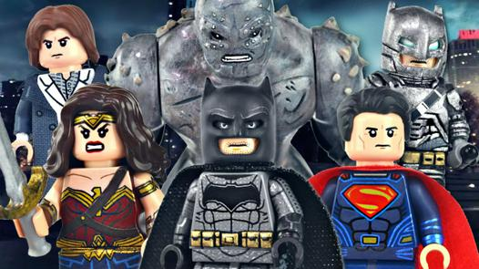 lego batman superman