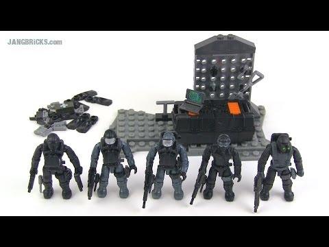 lego call of duty mega bloks
