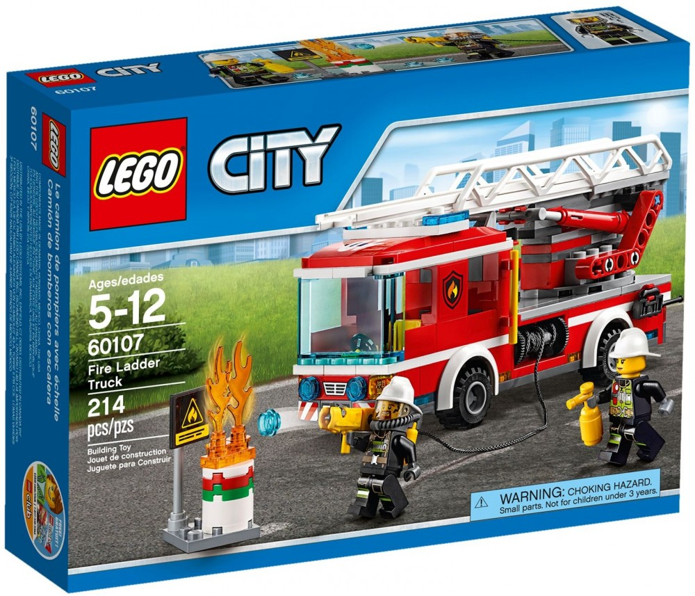 lego camion pompier