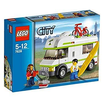 lego camping car