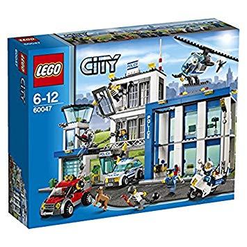lego city police commissariat