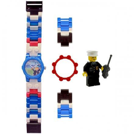 lego city police watch