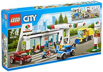 lego city station service
