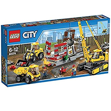 lego city travaux public
