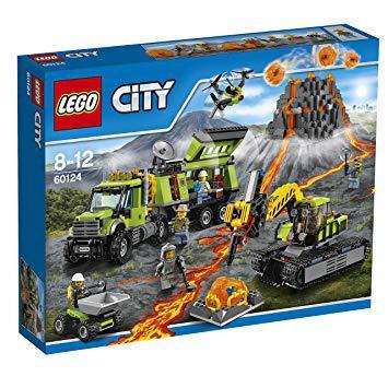 lego city volcan