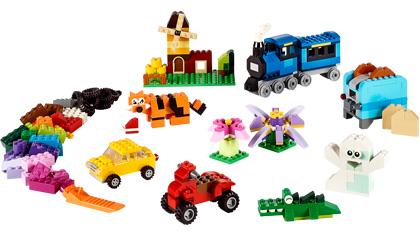 lego classic 10696
