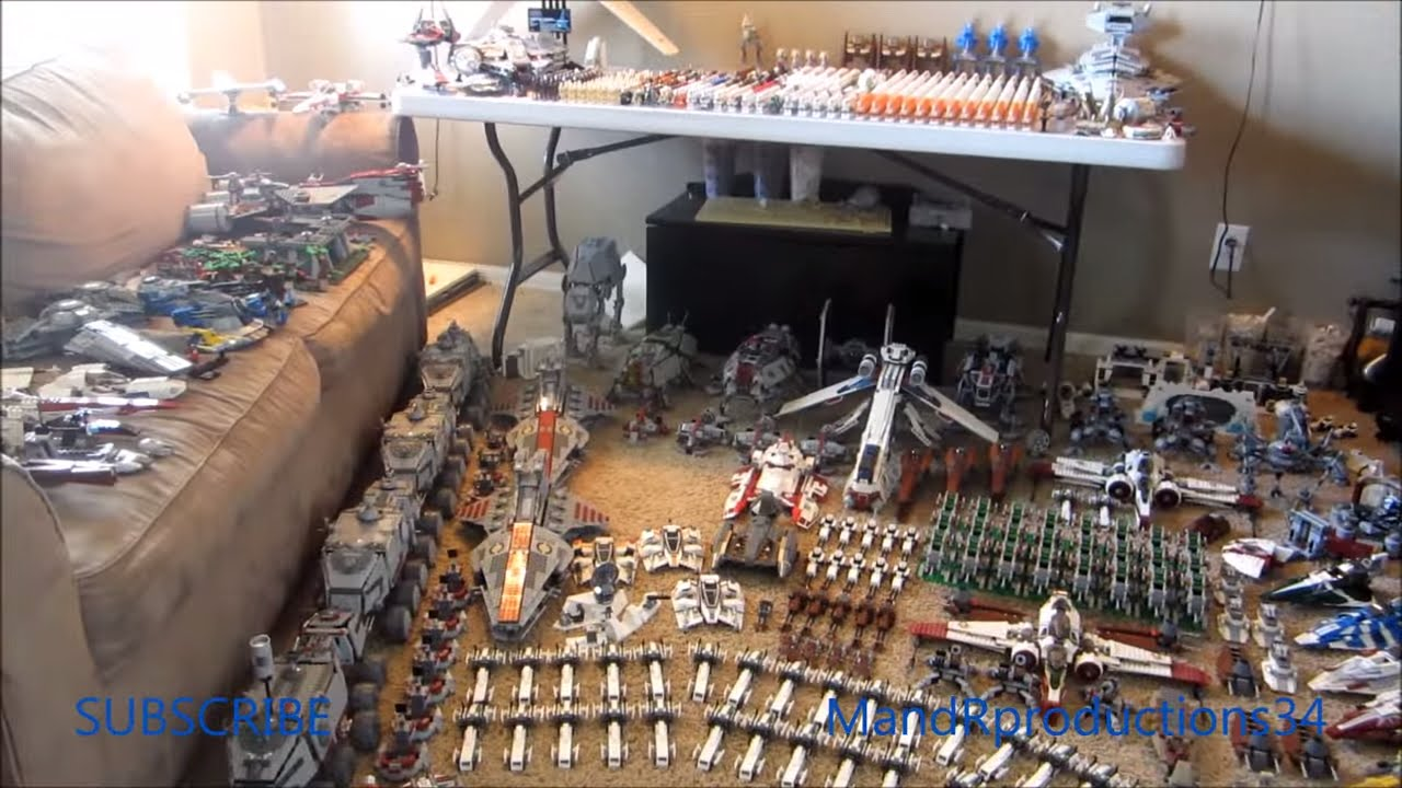 lego collection star wars