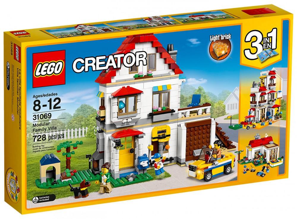 lego creator maison