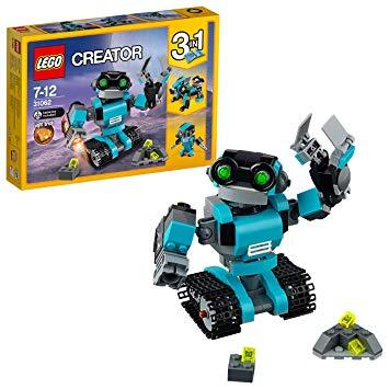lego creator robot