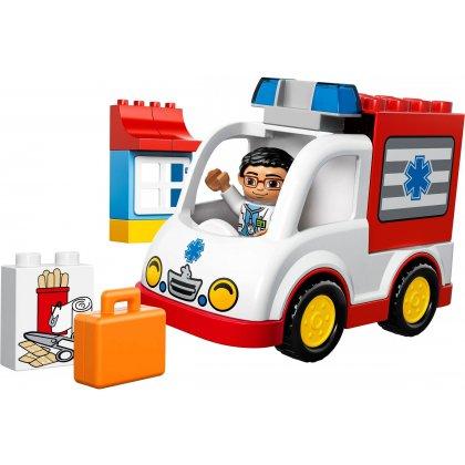 lego duplo ambulance