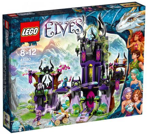 lego elves chateau