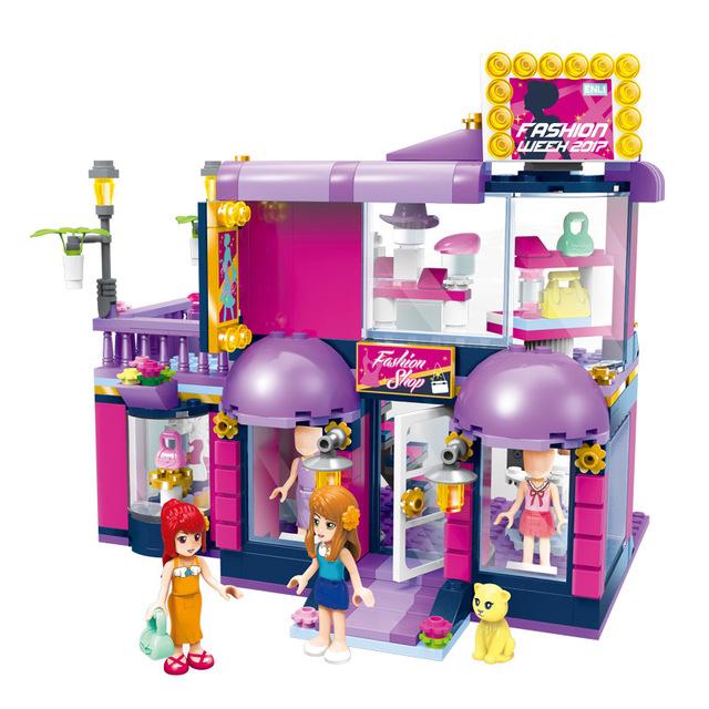 lego friends boutique