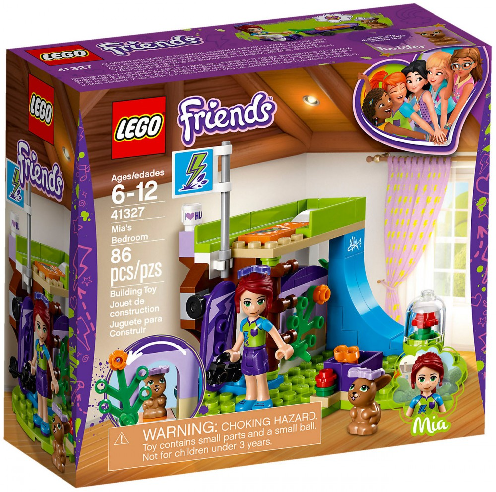 lego friends chambre de mia