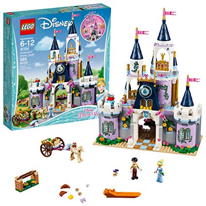 lego friends chateau