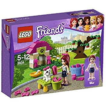 lego friends chien