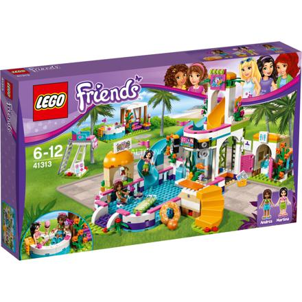 lego friends construction
