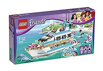 lego friends le yacht