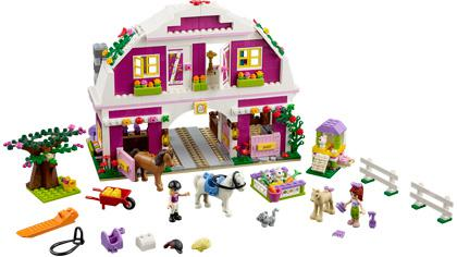 lego friends ranch