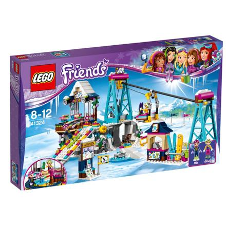 lego friends ski