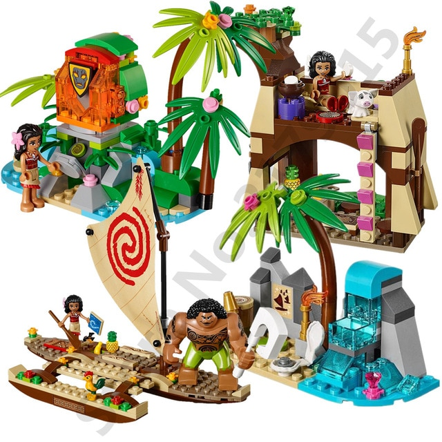 lego friends vaiana