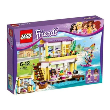 lego friends villa sur la plage