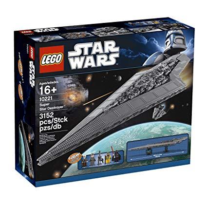 lego imperial super star destroyer
