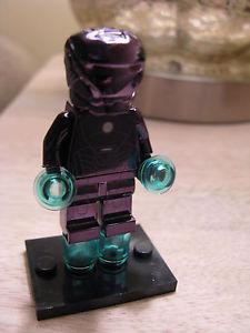 lego iron man black