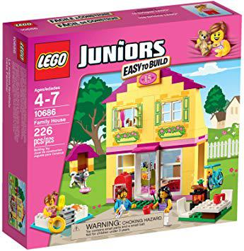 lego junior fille