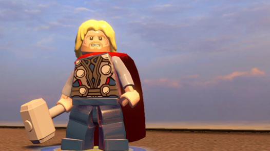 lego marvel thor
