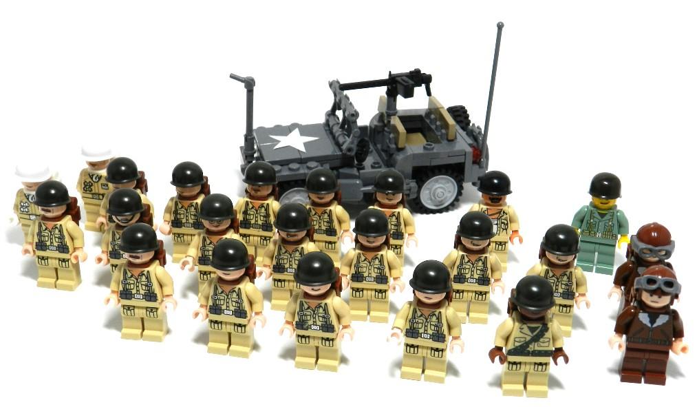 lego militaire a vendre