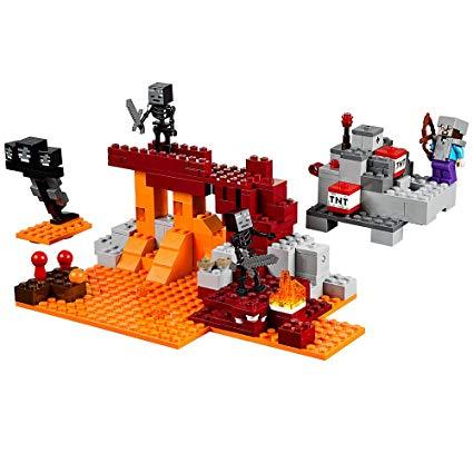 lego minecraft 21126