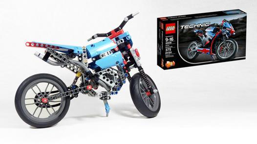 lego motard