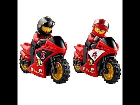 lego moto de course