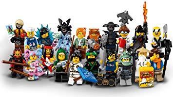 lego ninjago figurine