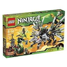 lego ninjago le combat des dragons