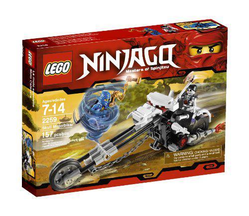 lego ninjago moto