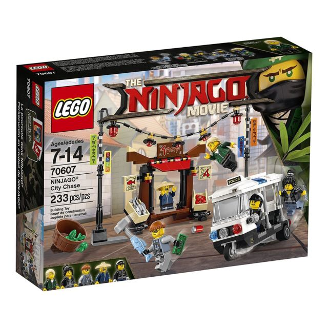 lego ninjago movie jouet