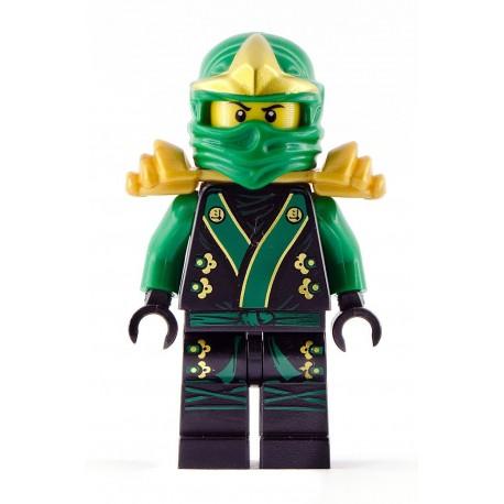 lego ninjago ninja vert