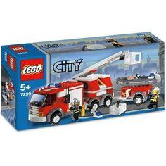 lego pompier
