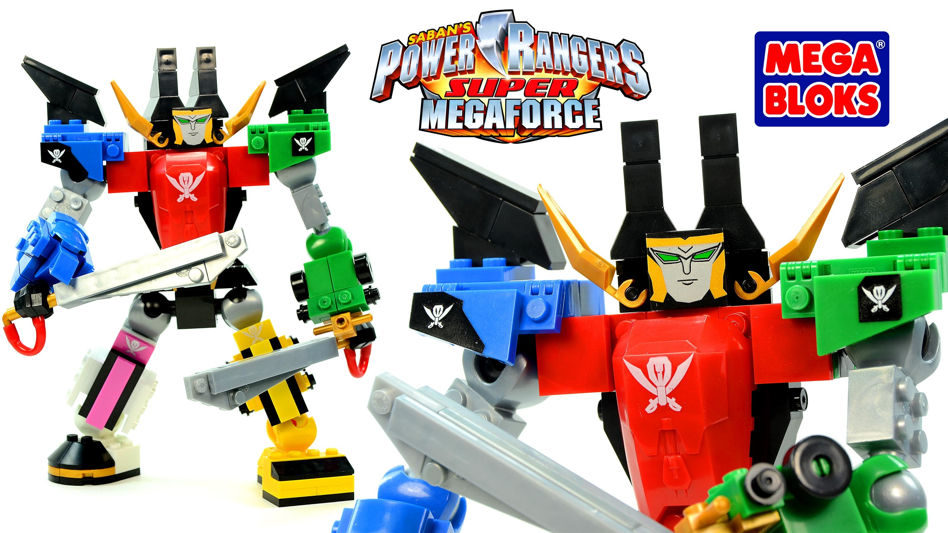lego power rangers super megaforce