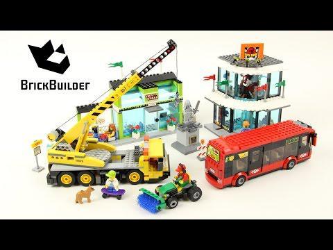 lego speed build