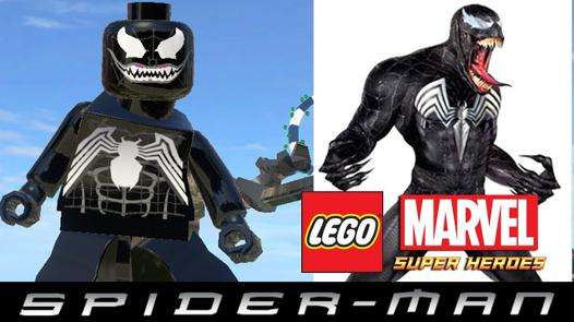 lego spiderman 3