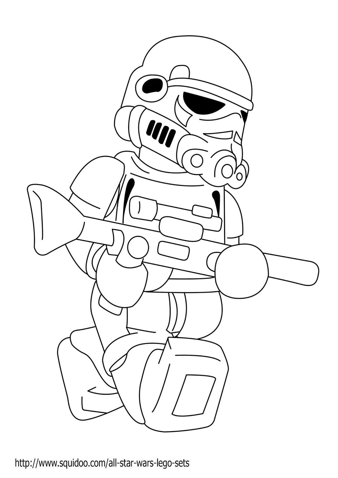 lego star wars dessin