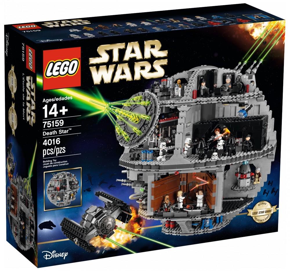 lego star wars en solde