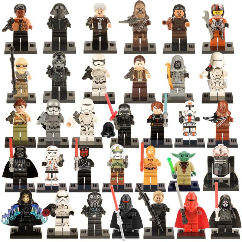 lego star wars figurine